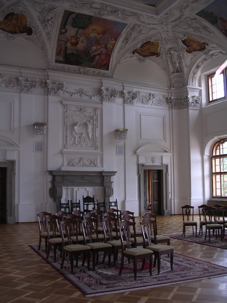 Lnare Castle - The Grand Hall